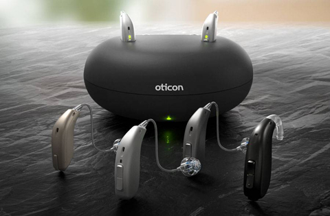 Oticon Opn S Hearing Aids